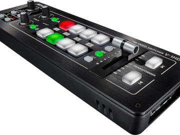 Lender: Roland V-1HD 4 -kanals Video Mixer