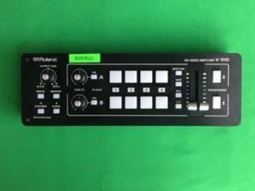 Lender: Roland V-1HD 4 channel video mixer portable HDMI switcher