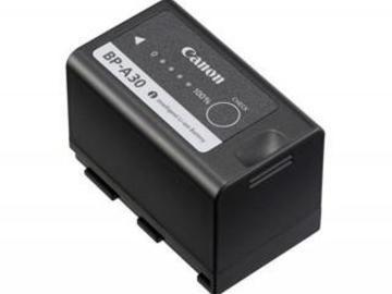 Lender: Canon BP-A30 Battery for C200 & C300 Mark II & C500 Mark II