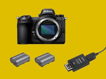 Lender: Nikon Z6 Mirrorless Camera body