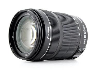 Lender: Canon EF-S 18-135mm f/3.5-5.6 IS STM