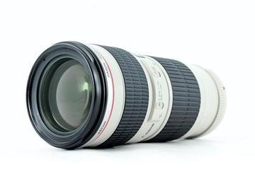 Lender: Canon EF 70-200 mm f/4 L USM lens + lens hood