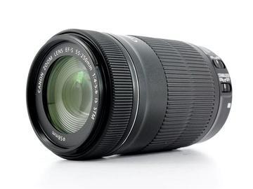 Lender: Canon EF-S 55-250mm f/4-5.6 IS STM zoom lens