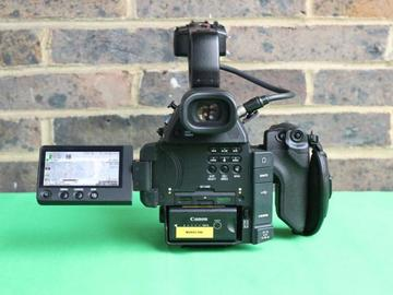Lender: Canon C100 mk2 + Canon 24-105 IS F4 lens + 2x 128 GB SD + Manfrotto tripod (2nd)