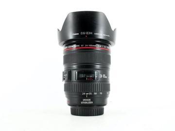 Lender: Canon 24-105 mm F4 IS USM lens