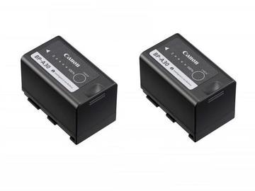 Lender: 2x Canon BP-A30 Battery for C200 & C300 mk II & C500 mk II