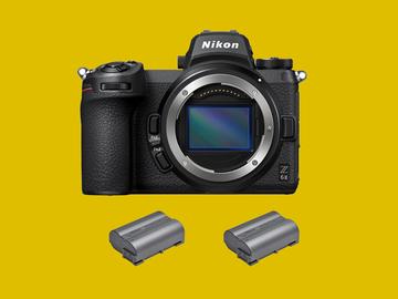 Lender: Nikon Z6II (Mark II) Full Frame Mirrorless Camera Body