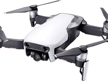 Lender: Mavic Air Drone inkl. ND filters og 3 batterier