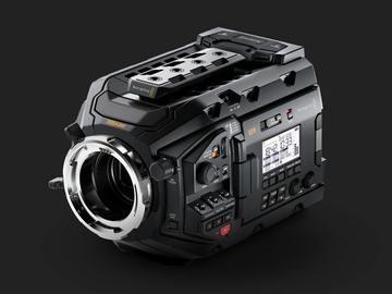 Lender: Blackmagic URSA Mini Pro 4.6K