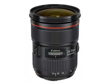 Lender: Canon EF 24-70mm f/2.8L USM