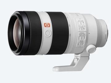 Lender: FE 100-400mm G Master supertelezoomobjektiv