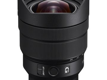 Lender: FE 12-24mm f/4 G