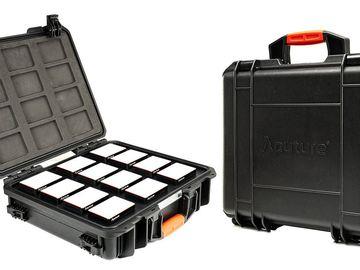 Lender: Aputure MC 12-LIGHT PRODUCTION KIT