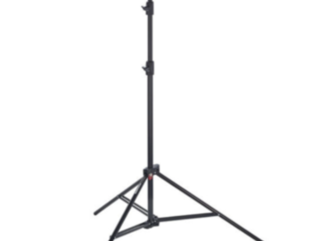 Lender: 1 x Manfrotto 1052BAC Alu Stand