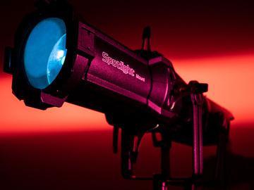 Lender: Aputure Spotlight Mount med 36° Lens