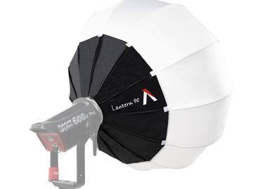 Lender: Aputure Lantern 90